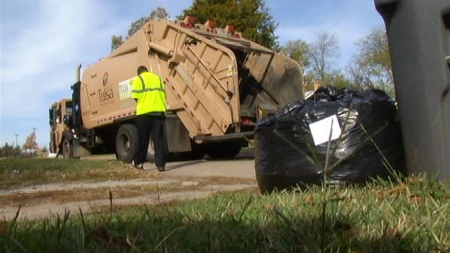 Tulsa Free Green Waste Disposal Starts This Week