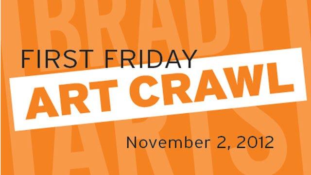 Tulsa's Brady District Holding Art Crawl Friday Evening