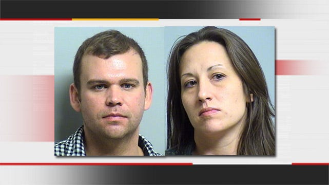 OHP Trooper Arrests Couple For Trafficking In Meth
