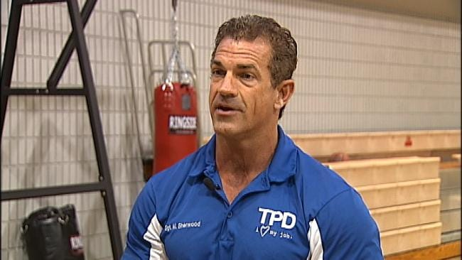 Tulsa Police Sergeant Hopes To Make Force Healthier In Body And Mind