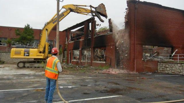 Tulsa Schools To Sell Barnard School Bricks To Public