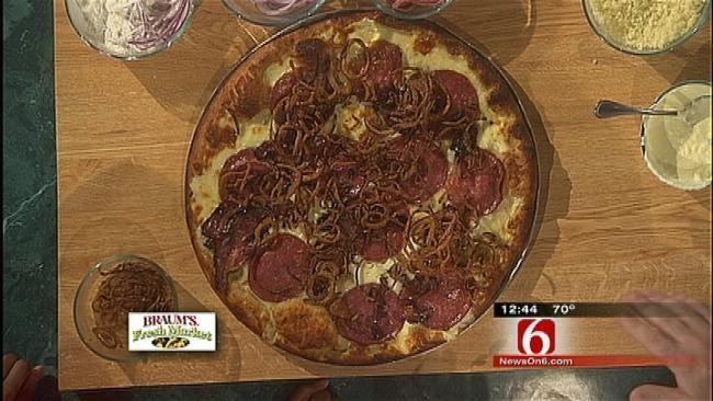 Big Jamoke Pizza From Andolini's Pizzeria