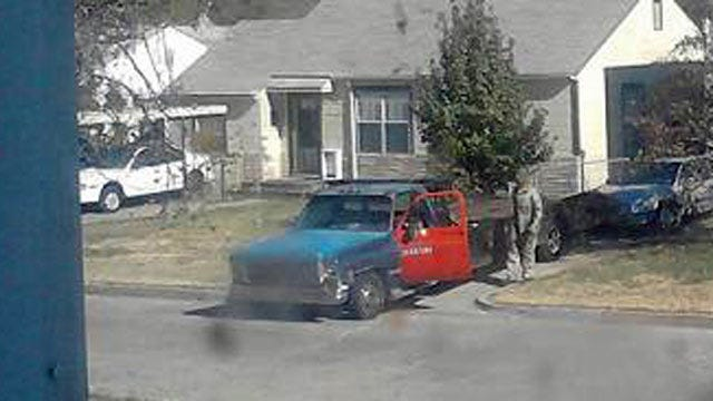 Brazen Thief Uses Wrecker To Steal Cadillac From Tulsa Driveway