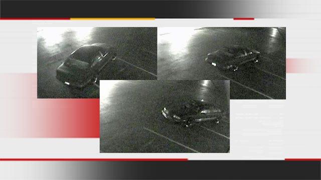 Car Used In Tulsa Business Burglary Caught On Tape