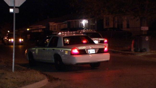 North Tulsa Neighborhood Awakened By Gunfire