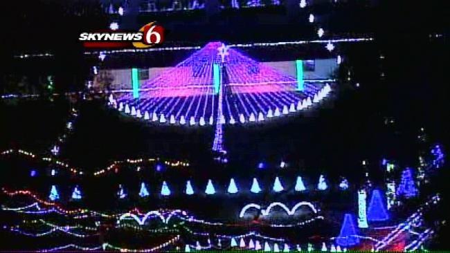 Rhema Bible Church Tradition Lights Up Tulsa Area