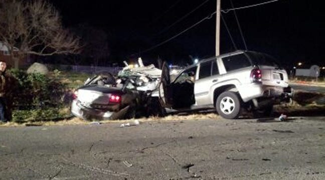 5-Year-Old Critically Injured In Crash, Police Search For Driver At Fault