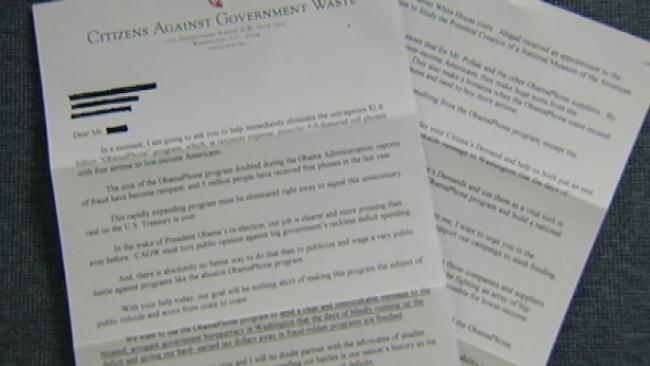 Citizen Group Starts Petition To End Lifeline Program
