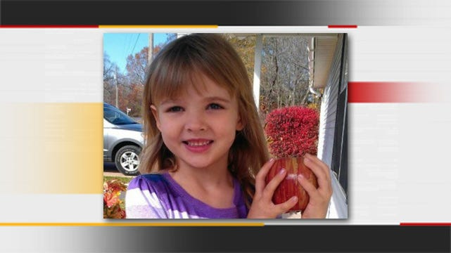Police Investigate Death Of 6-Year-Old Arkansas Girl