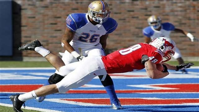 SMU Holds On Against Tulsa, 35-27: Instant Analysis