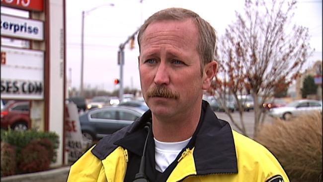 Extra Tulsa Police Patrol Cracks Down On Yellow Light Runners