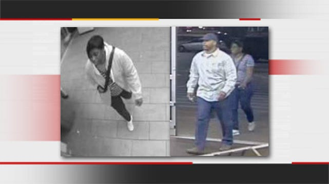 Police Search For Couple Who Stole Cash From Walmart Registers