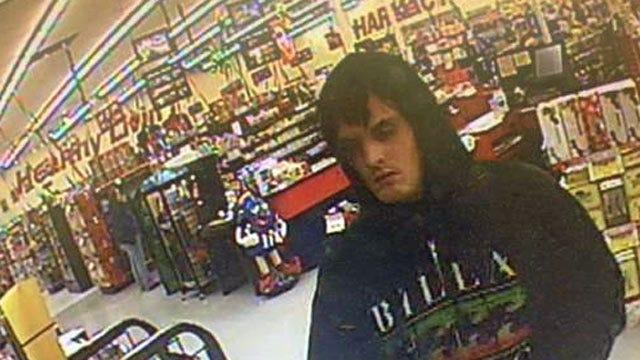 Tulsa Drug Warehouse Robber Sought