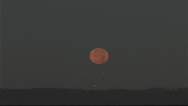 Oklahomans To Be Treated To Unusual Sight In Night Sky