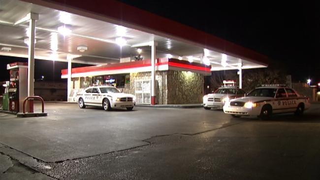 Police: Man Apologizes To Clerk For Robbing Tulsa Gas Station
