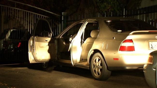 Tulsa Police Make Arrests For Attempted Burglary, Stolen Car