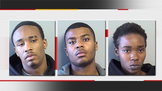 3 In Custody After 2 Fired Upon, 1 Hospitalized In Random North Tulsa Shootings