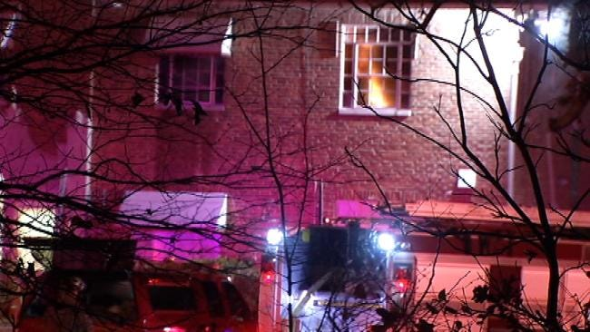 Small Fire Extinguished At Tulsa Group Home