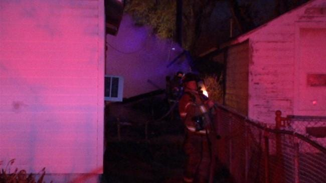 Tulsa Storage Buildings Destroyed By Fire