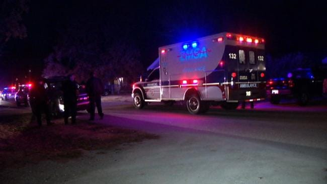 West Tulsa Shooting Sends Three Victims To Hospital