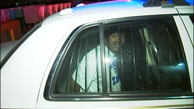 Broken Arrow Man Jailed After Backing Into Tulsa Police Car