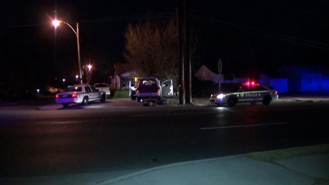 Tulsa Police Find Meth, Arrest Passenger Following SUV Chase