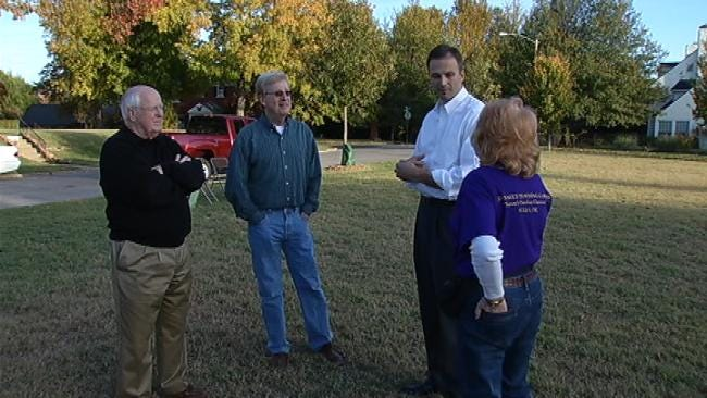 First District Congressional Candidates Get Out The Vote As Election Nears