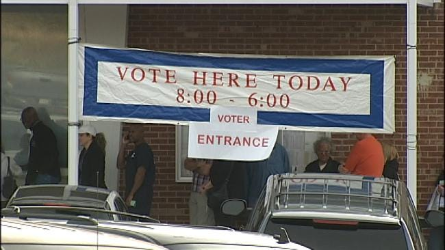 Last Day To Vote Early In Oklahoma Before Tuesday's General Election