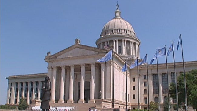Oklahoma Revenue Collections Up Nine Percent From 2011