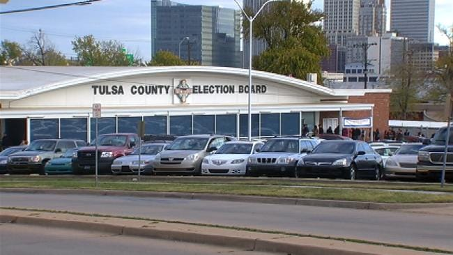 Voters Should Expect Long Lines At Polls On Election Day