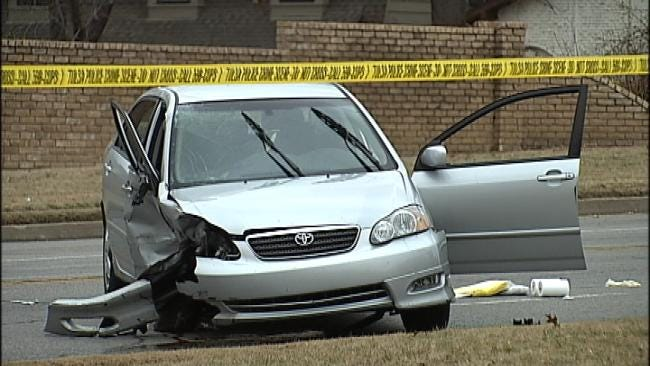 Woman Arrested For Hit-And-Run Crash That Killed Tulsa Teacher In February