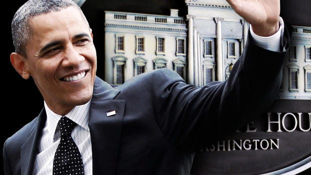 CBS Projects President Obama To Win Re-Election