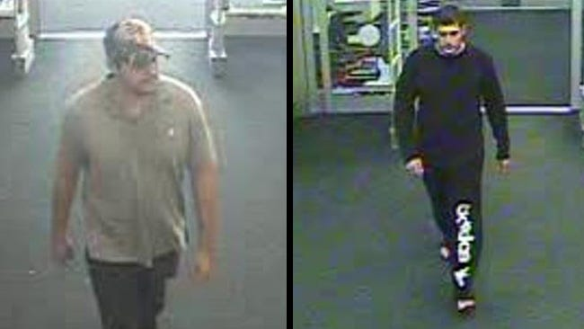Owasso Police Ask For Help In Credit Card Fraud Case