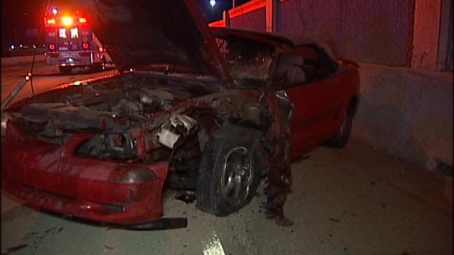 Driver Arrested After Head-On Crash On Highway 169 At BA Expressway