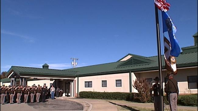 OHP Awaits Renovations On New Building In Muskogee