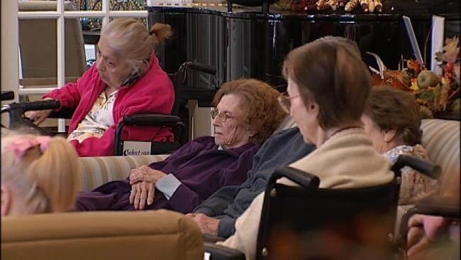 Tulsa Memory Care Facility Celebrates One Year Of Helping Dementia Patients
