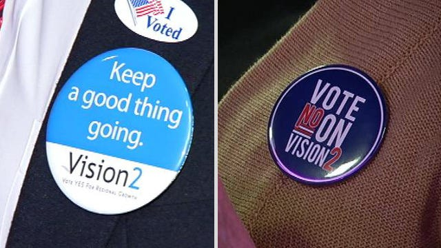 Vision2 Opponents, Supporters Look To Move On