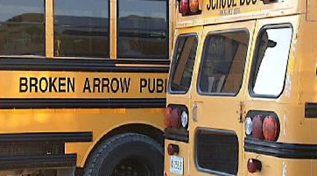 Broken Arrow School Bus Driver Dies Of Medical Condition