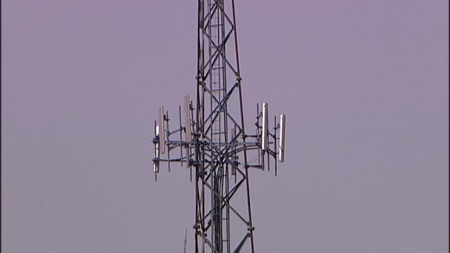 Cell Phone Service Disrupted At Tulsa State Fair