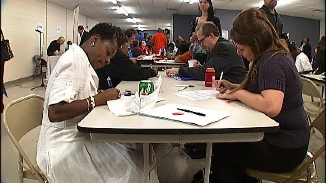 Goodwill Hosts Tulsa Job Fair Friday