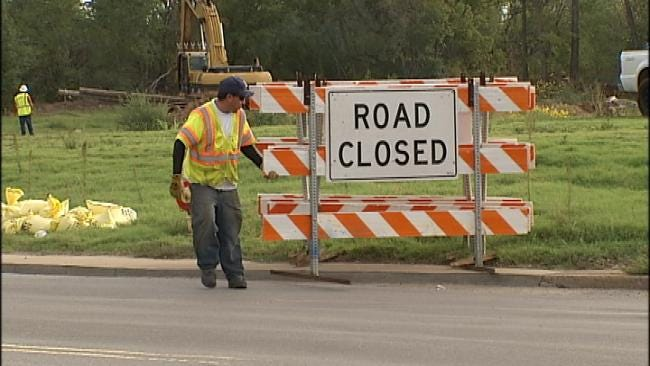 Interstate 44 Widening Project Underway At 51st And Lewis