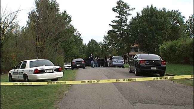 Investigation Into Discovery Of Muskogee Body Continues