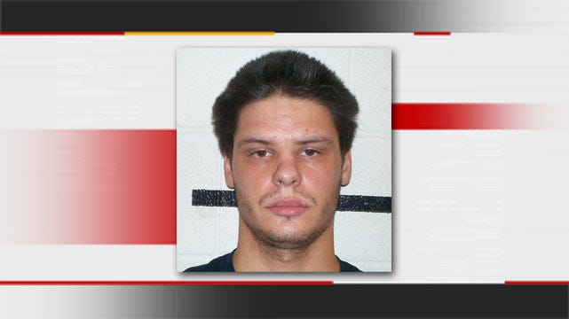 Man Accused Of Biting McAlester Infant