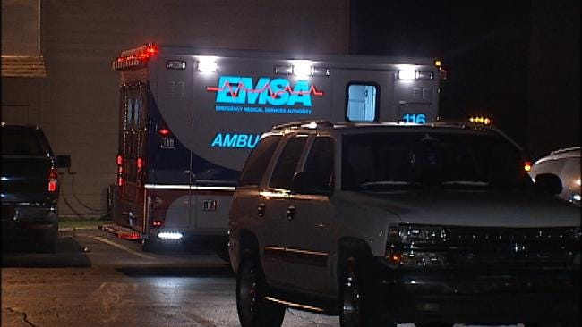 Tulsa Man Arrested After Stealing An EMSA Ambulance