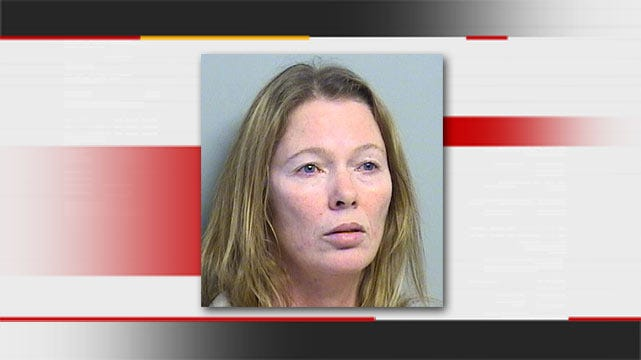 Woman Charged In June 2012 Broken Arrow Traffic Death Booked Into Jail