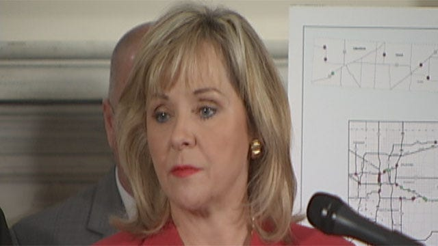 Oklahoma Governor Heading To Europe To Get New Jobs For The State