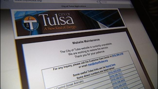 City Councilors Want Answers About Compromised City Of Tulsa Website