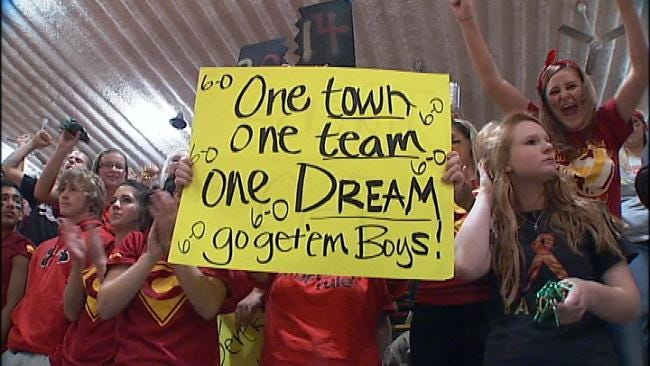 Successful Cleveland Team Has Special Source Of Inspiration