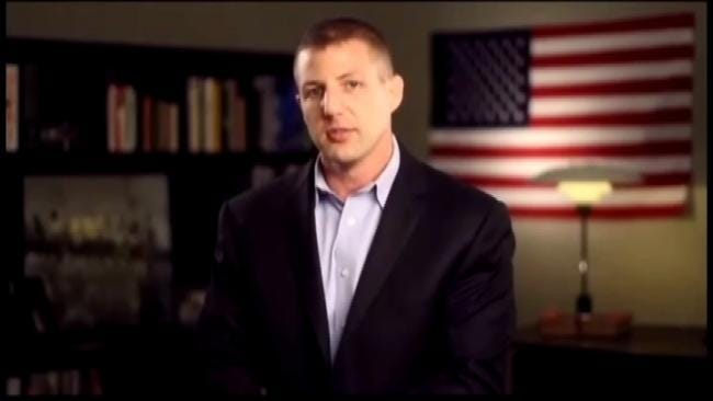 Oklahoma Congressional Candidate Delivers Response To President