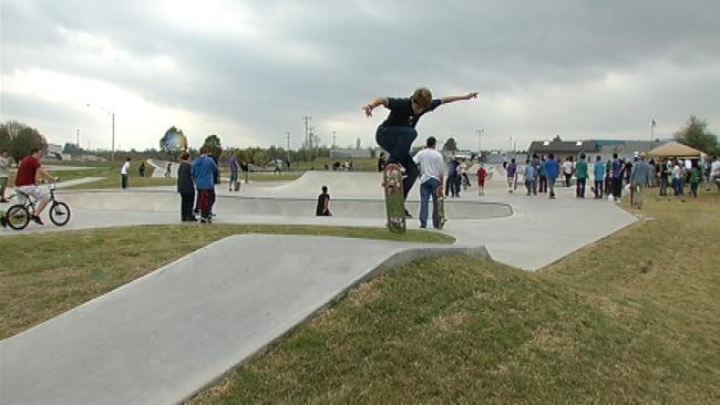 Owasso Skate Park Gets $250,000 Facelift